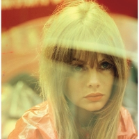 Saul Leiter - Portrait of Jean Shrimpton - 1966