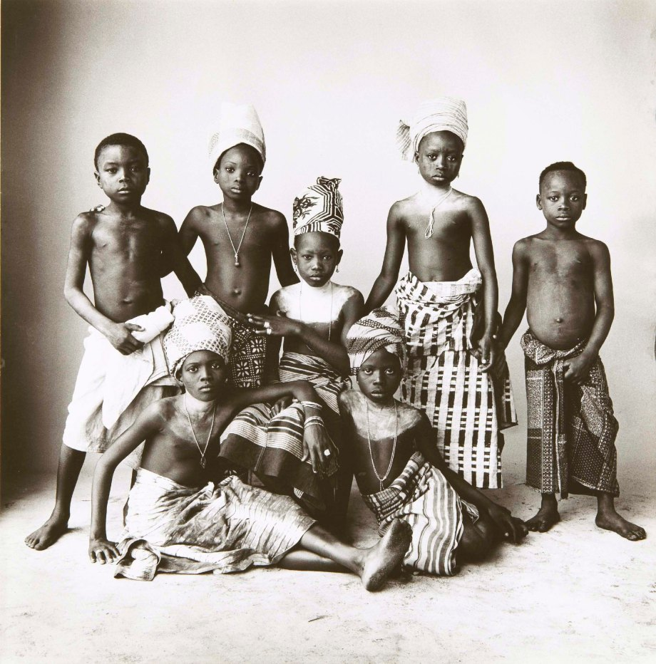 irving-penn-dahomey-children